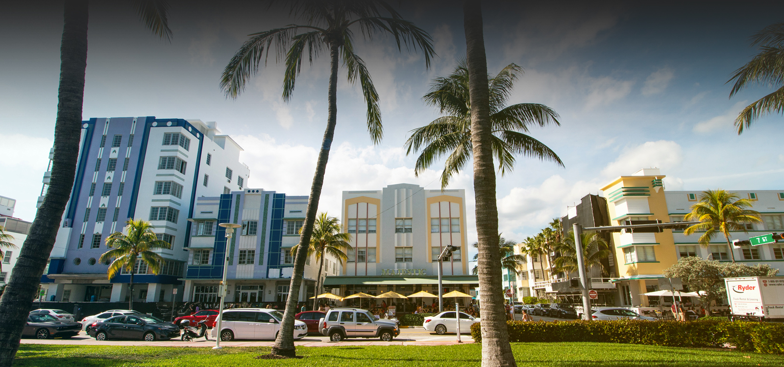 OUR LOCATION MAKES US THE IDEAL SOUTH BEACH HOTEL