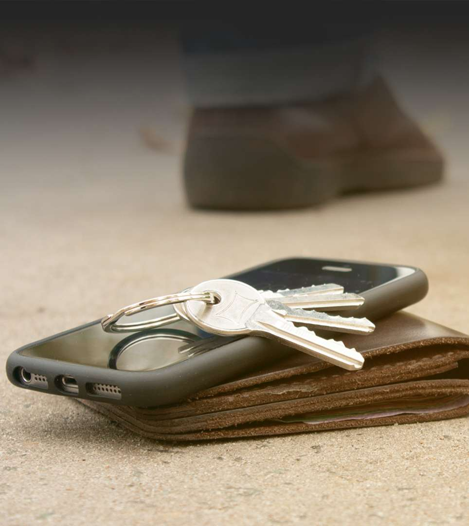 REPORT A LOST OR FOUND ITEM WITH EASE