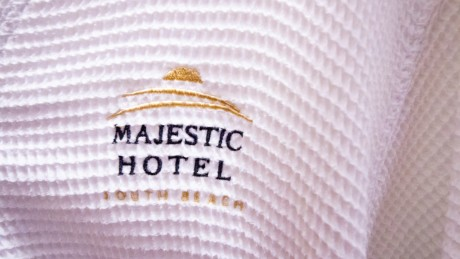 Majestic Hotel - Bathrobes