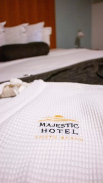 Majestic Hotel - Bathrobe
